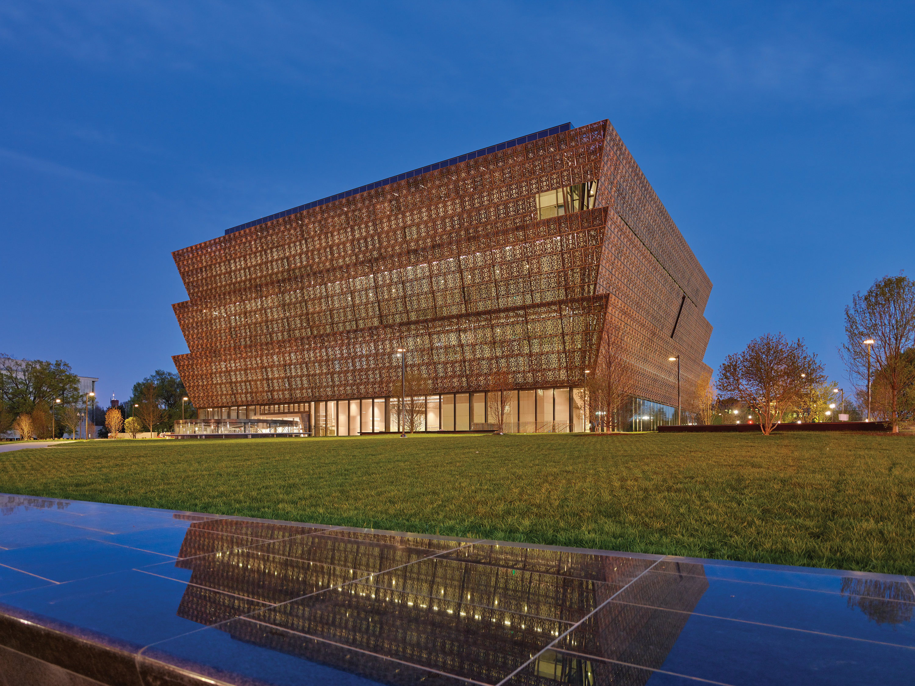 National Museum of African American History and Culture Bus Ride
